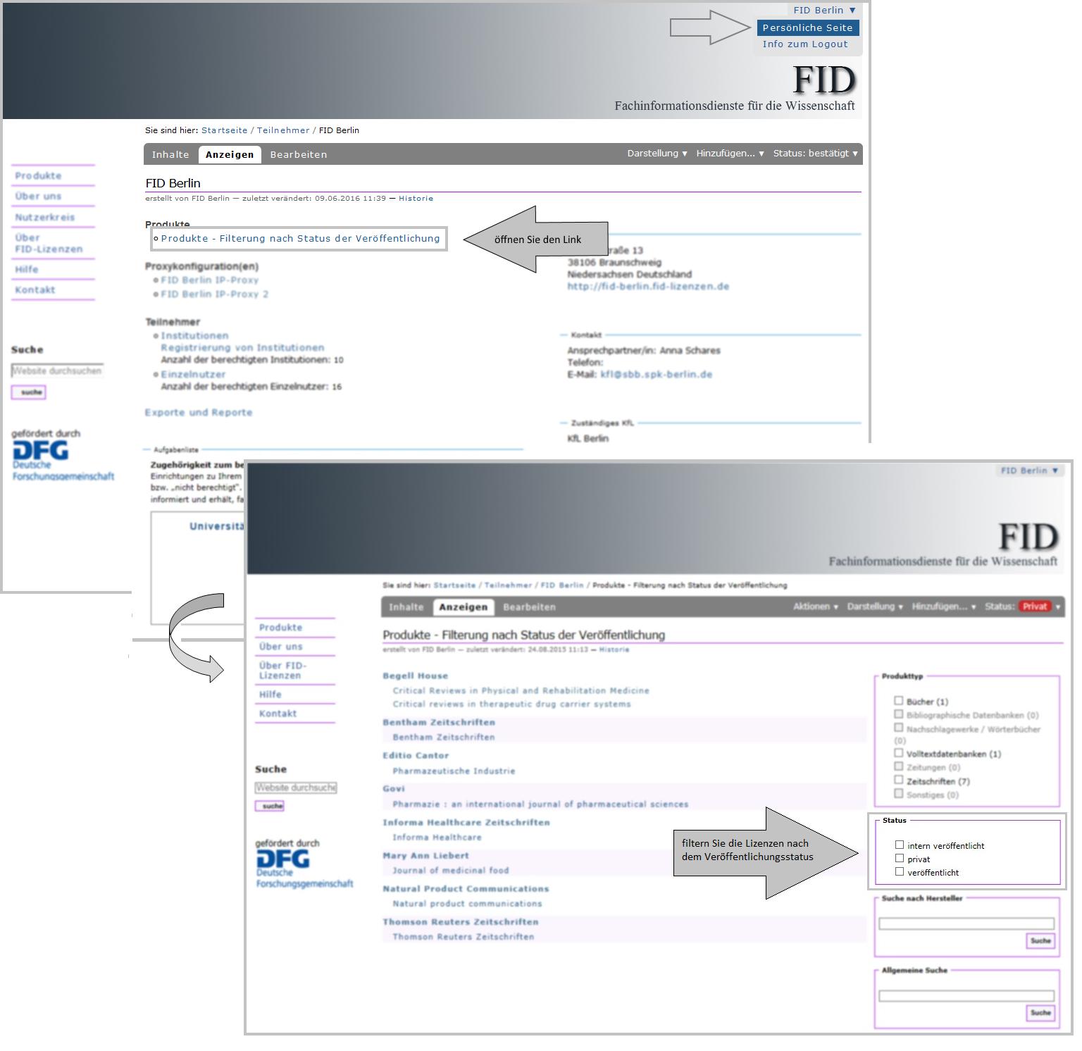 fid_filterung_veroeffentlichungsstatus